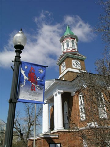Culpeper County Courthouse - 1